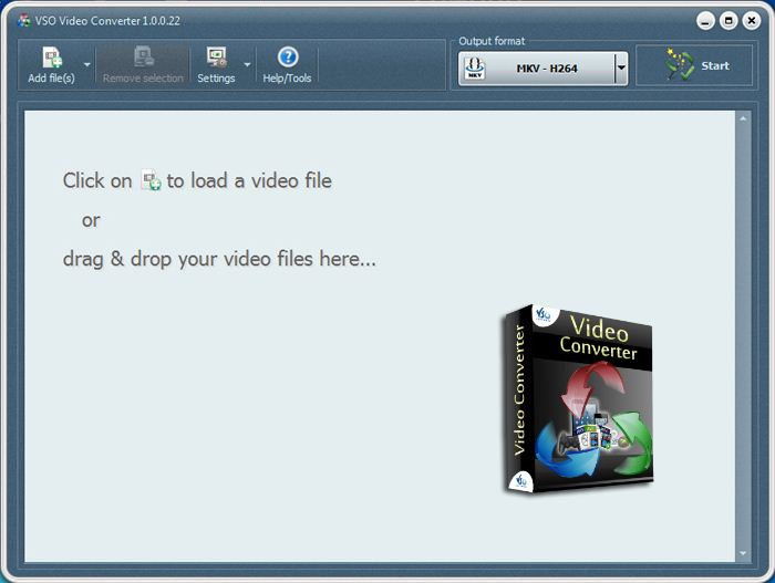 VSO Video Converter 1.5.0.10 + Free