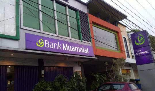 Alamat Lengkap dan Nomor Telepon Bank Muamalat di Bangka Belitung