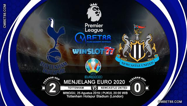 Prediksi Bola Tottenham Hotspur VS Newcastle United