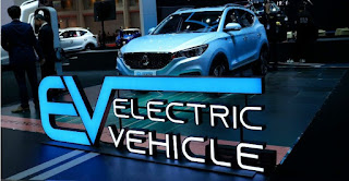 Mg Zs Ev Electric Car - Charge one time - Go 340km - Easytechmasterji
