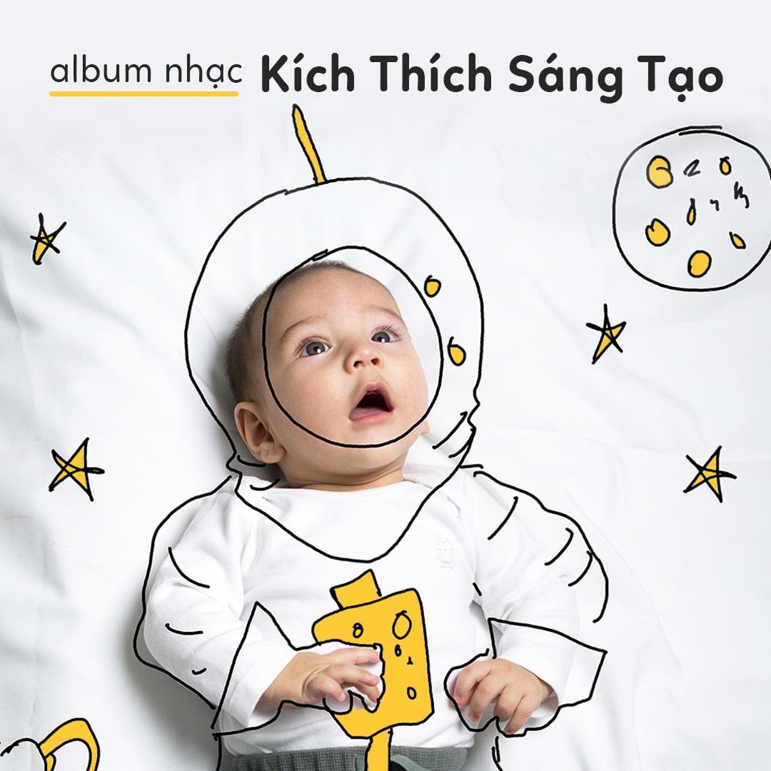[A79] Nghe nhạc thai giáo tốt nhất cho Mẹ Bầu 3 tháng giữa