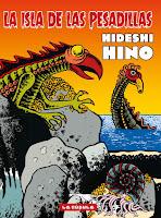 un nuevo libro del maestro Hideshi Hino