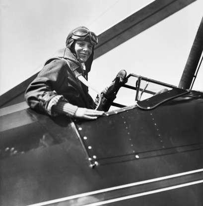 Amelia Earhart was eaten by crabs