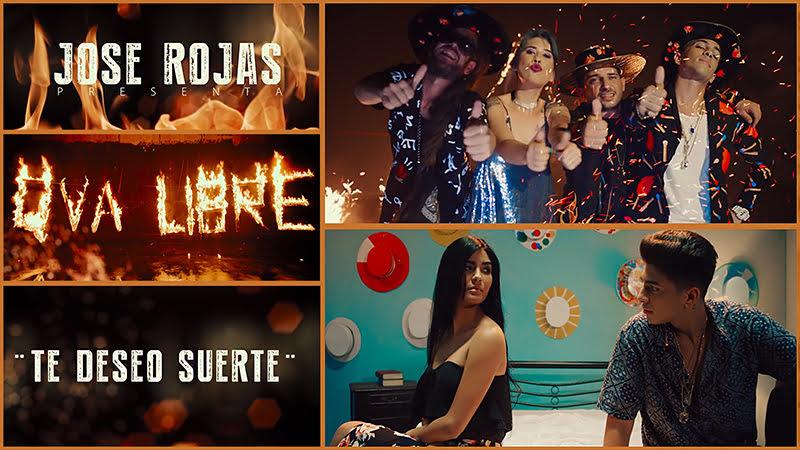 Qva Libre - ¨te deseo suerte¨ - Videoclip - Dirección: José Rojas. Portal Del Vídeo Clip Cubano - 01