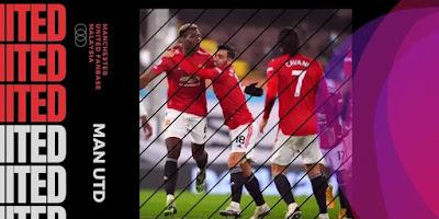Man Utd Kembali ke Puncak Teratas Melalui Gol Cavani dan Pogba