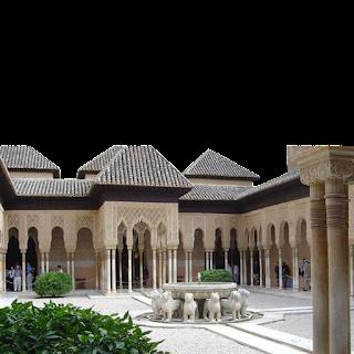 Alhambra,-Granada,-Spain