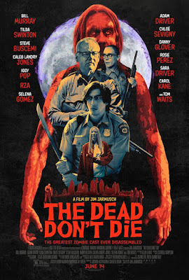 The Dead Don't Die 2019 DVD R1 NTSC Latino