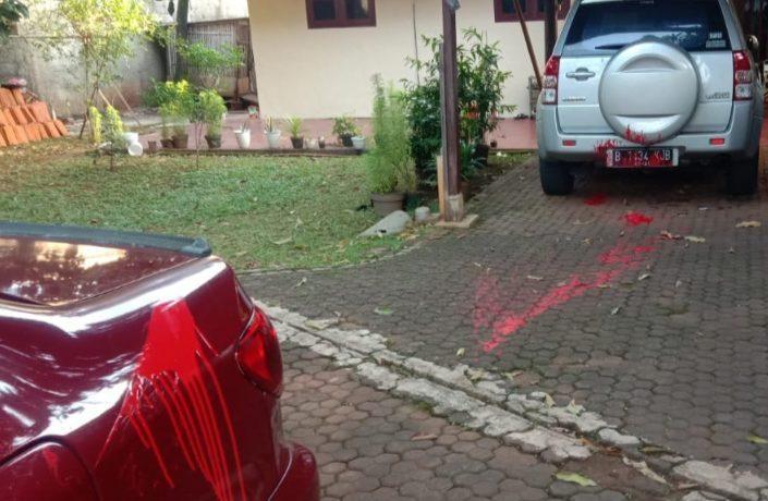 Rumah Pengacara HRS, Aziz Yanuar Diteror Orang Tak Dikenal