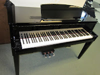 Yamaha N1X hybrid digital piano