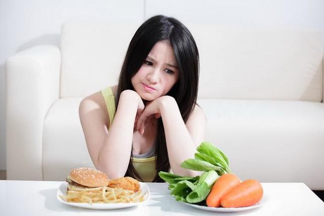 6 Penyebab Menurunnya Nafsu Makan