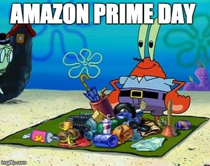 Amazon Prime Day Wishes Images