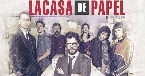 La casa de papel season 2 torrent