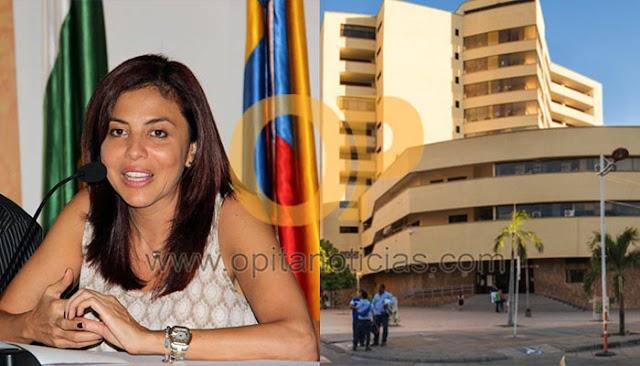 Consejo de Estado dejo en firme las sanciones a ex gobernadora del Huila Cielo González