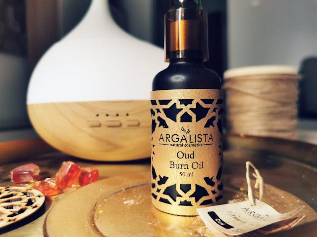 Argalista Oudový olej