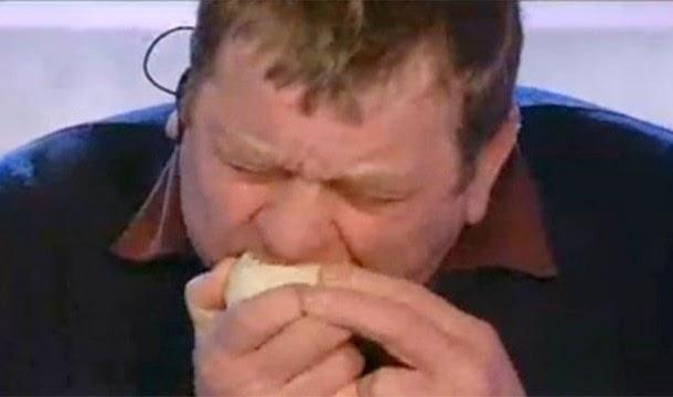 กินหอมหัวใหญ่เร็วที่สุดในโลก