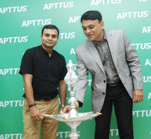 Apttus Opens Development Centre in Bengaluru