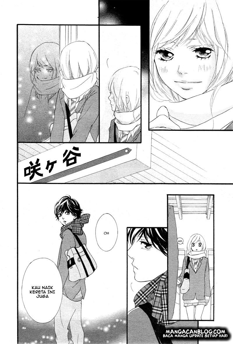 Ao Haru Ride Chapter 35-29