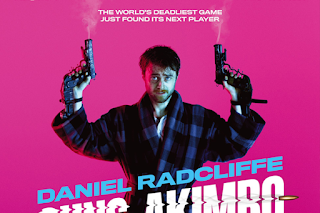 Guns Akimbo UK poster