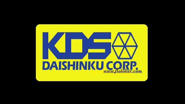 Informasi Lowongan Kerja PT KDS INDONESIA Kawasan Industri Mm2100 Bekasi