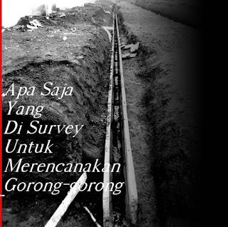 Survey Untuk Merencanakan Gorong-Gorong