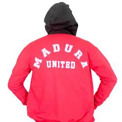 Jaket Hoodie Madura United Original Warna Merah <p>Rp300.000</p> <code>Sisa: 9 pcs</code>