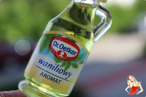Kuchenny olejek waniliowy - sposób na komary - czytaj dalej »
