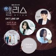 SBS 'Alice' releases OST artists line-up