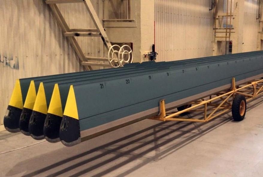 Мотор Січ розпочала випробування вітчизняних лопатей для гелікоптерів Мі-24 та Мі-8, які не вироблялись в Україні