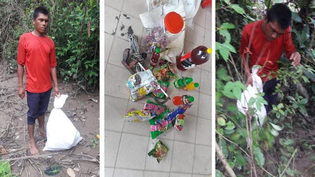 FRONTERA: Indígenas en actividades delincuenciales promovidos por colombianos y venezolanos en Arauaca Colombia.