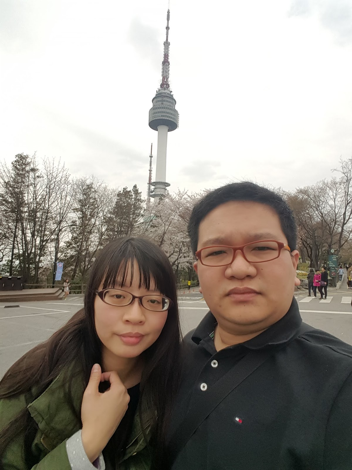 韓國首爾塔