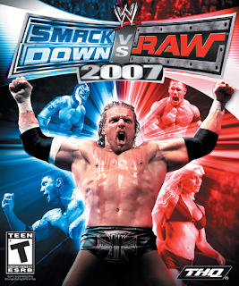 Download WWE Smackdown VS Raw 2007 Game