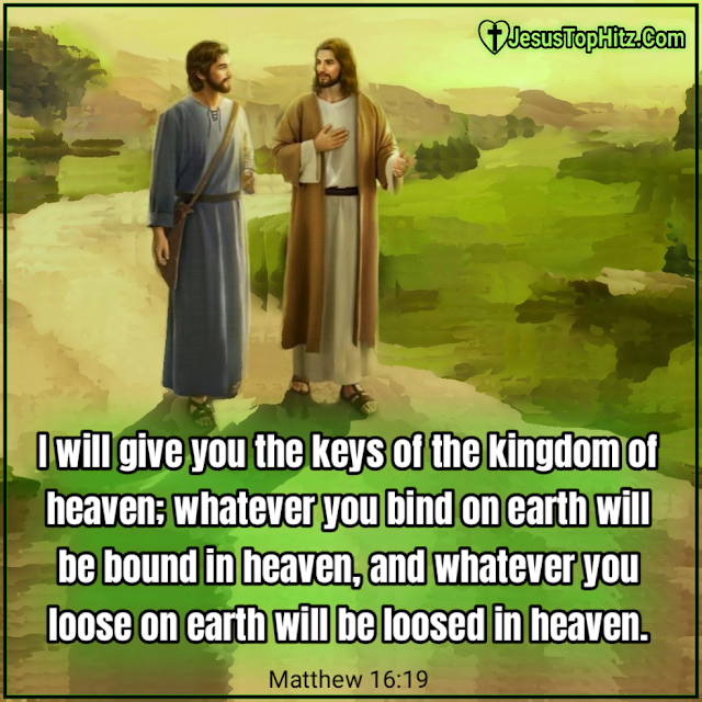 Today Bible Verse | 23-08-20 | Matthew 16-13-20