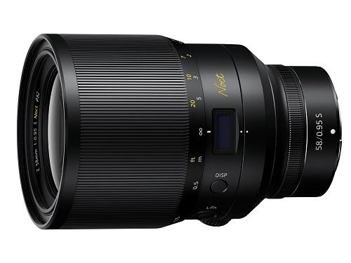نيكون تكشف النقاب عن عدسة نيكور Z 58mm f/0.95