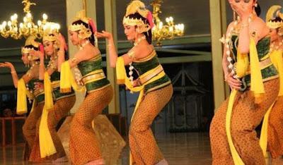 Tari Tradisional dari Jawa Tengah