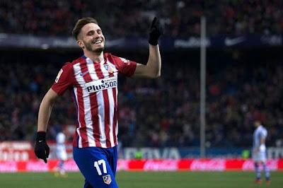 Saul Niguez Menolak Tawaran Kontrak Baru dari Atletico Madrid