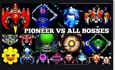Space Shooter: Alien vs Galaxy Attack Apk Free on Android Game Download