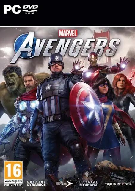تحميل لعبة marvel avengers تورنت للكمبيوتر