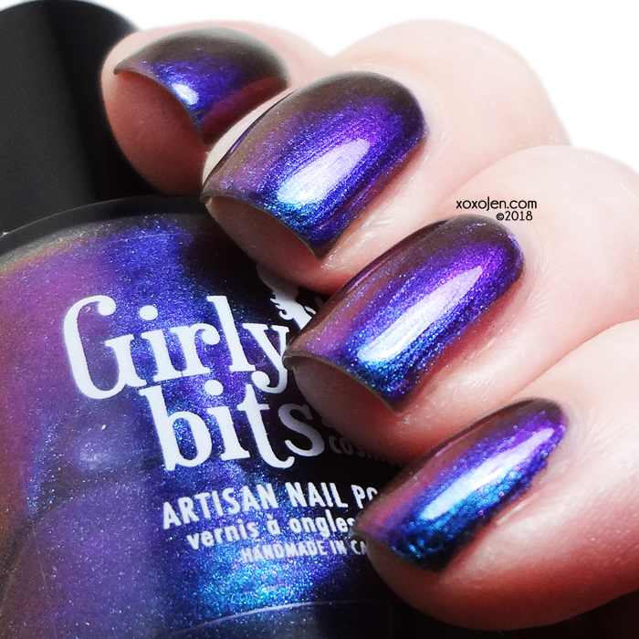 xoxoJen's swatch of Girly Bits Concert Series: Head Full Of Dreams