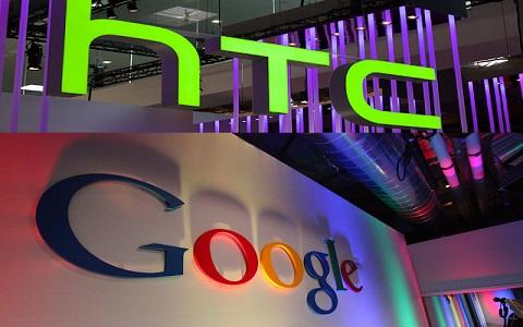 جوجل و إتش تي سي
