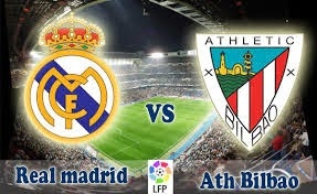 Real Madrid vs Athletic Bilbao live stream free Sunday 5/10/2014