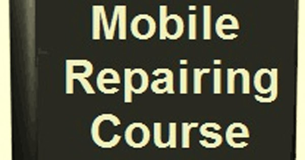 Mobile Repairing Course Books Pdf