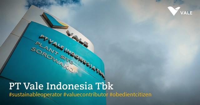 Lowongan Kerja PT. Vale Indonesia, Tbk