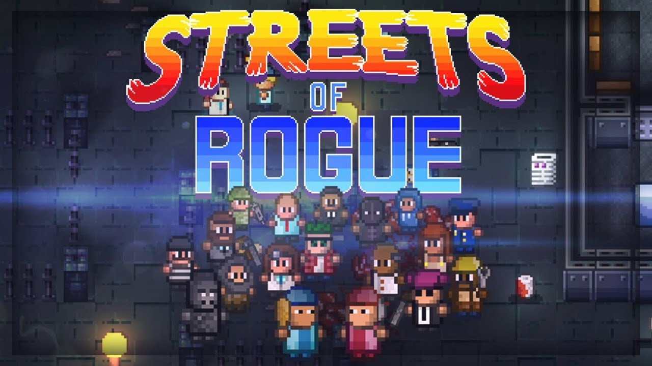 Streets of Rogue: Cheat Engine Table [0.94]