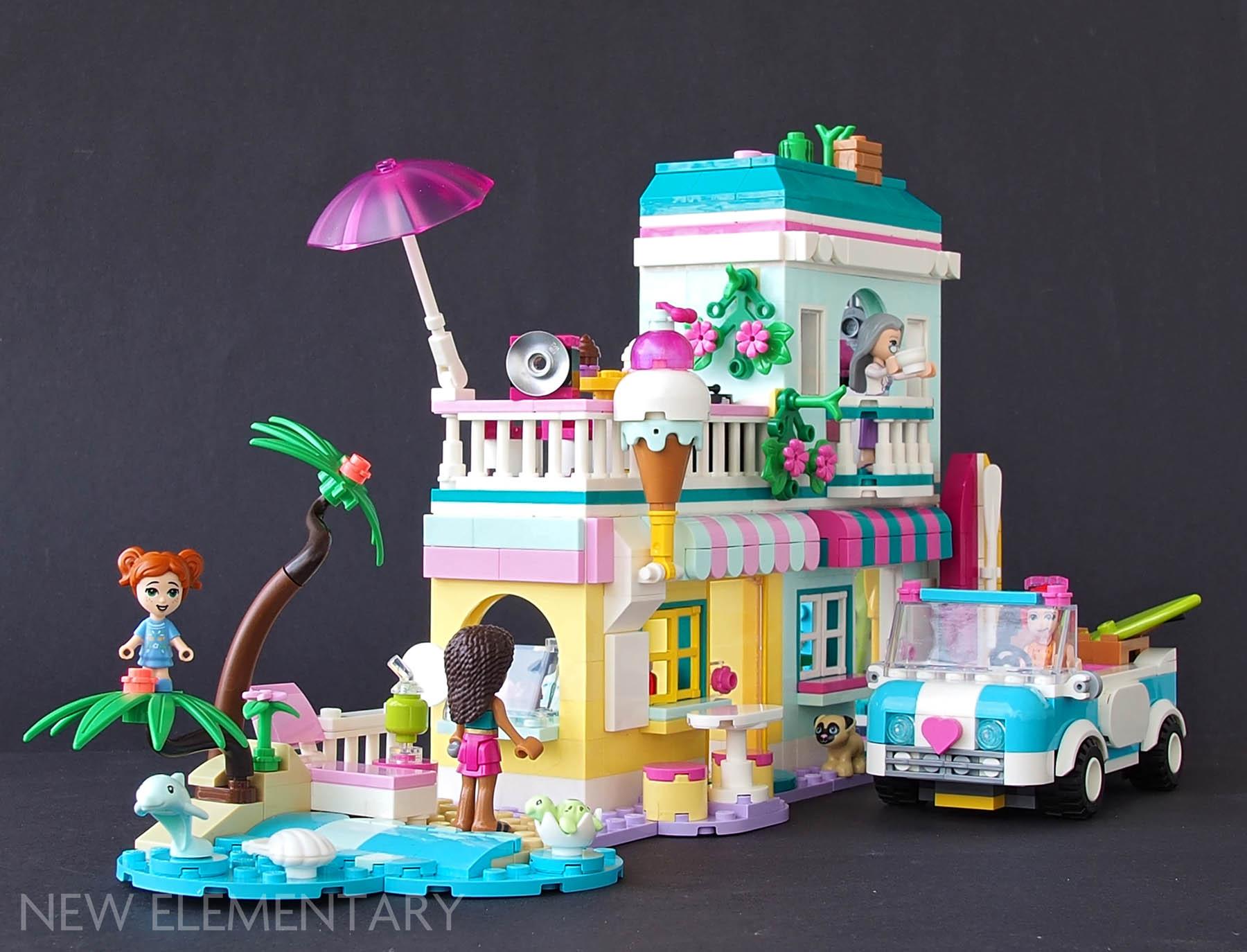 LEGO® Friends reviews 20, 20 & 20   New Elementary LEGO ...