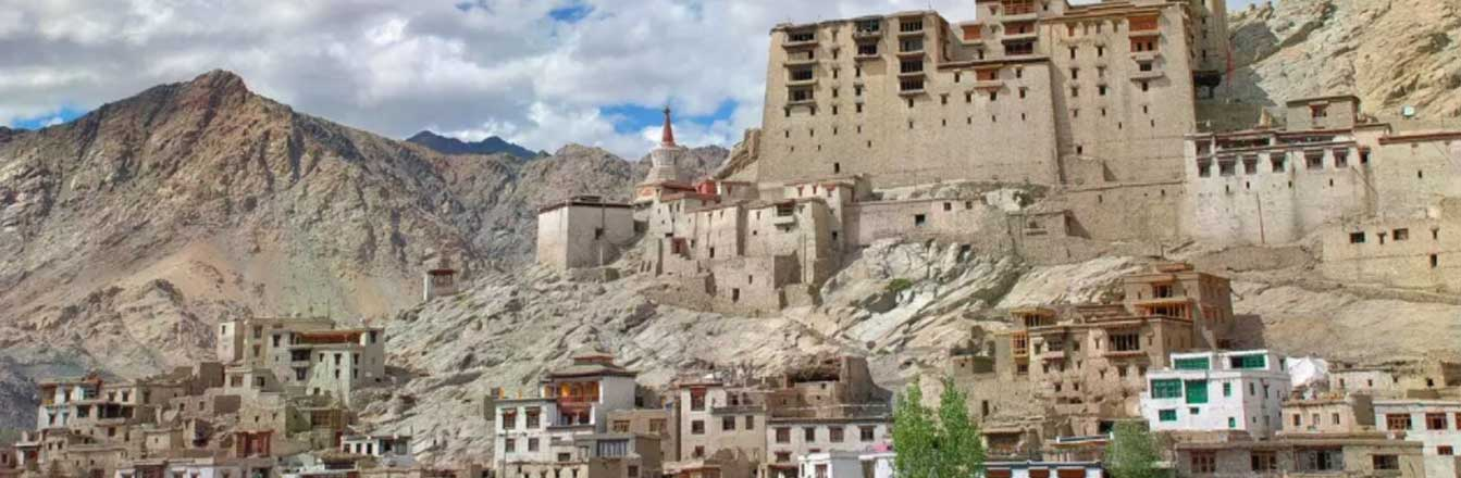 LEH Mandala Tour Holiday package online booking