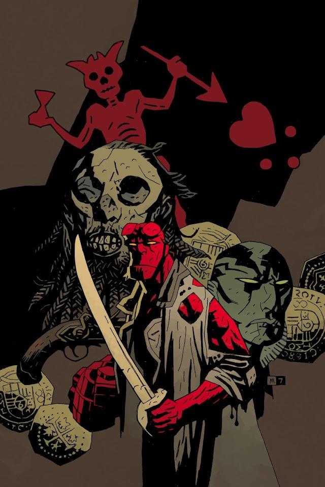Hellboy (volumen 2) de Mike Mignola y otros autores