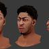 Anthony Davis Cyberface 2k17 Version [FOR 2K14]