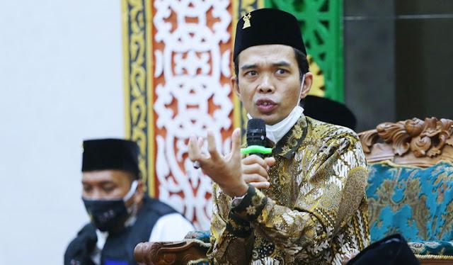 UAS: Sebesar Sawi Sebuah Kezaliman akan Dimintai Pertanggungjawaban!