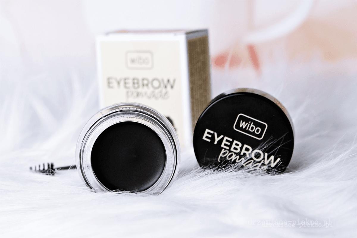 Wibo, Eyebrow Pomade, Pomada do brwi Dark Brown