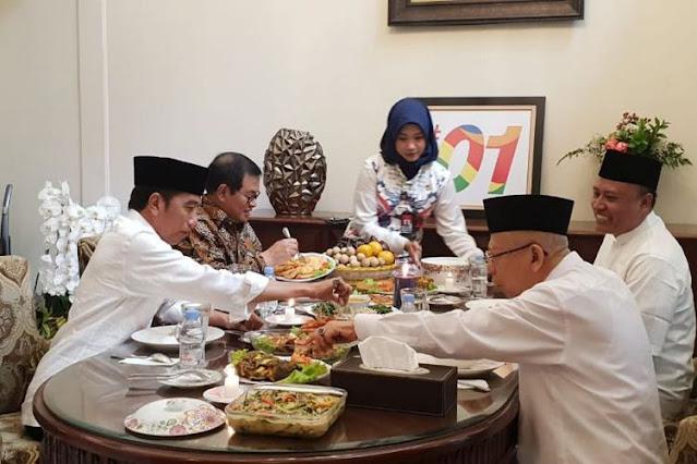 Siti Zuhroh: Maruf Amin Harusnya Muncul Ke Publik, Paling Tidak Empati ke Umat